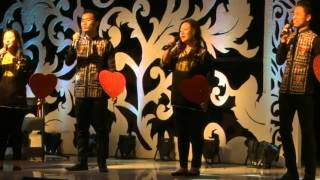 Video All of Me (John Legend Cover) - Voices of Hope - Hope Centre for Excellence download MP3, 3GP, MP4, WEBM, AVI, FLV Juni 2018