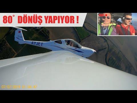 Uçuş Yaptık | 1000 Aboneye özel !!! (7000 Olduk) | Ayjet Uçuş Okulu