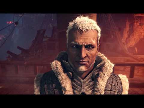 Monster Hunter: World | Third Fleet Trailer deutsch | PS4, Xbox One, PC