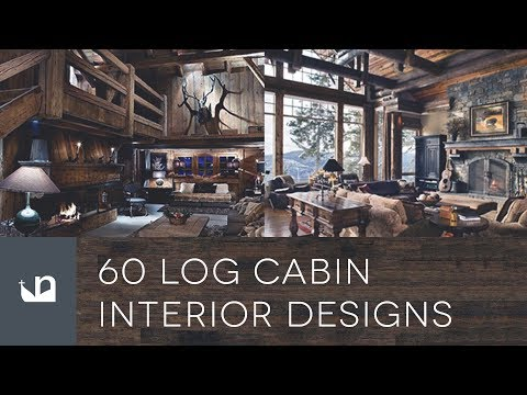 60 Log Cabin Interior Designs