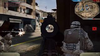 Battlefield 2: Alpha Project - Gameplay - [HD]