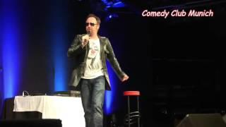 Comedy Club Munich - 6. November 2015 - Luke Ryan