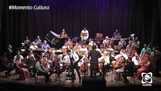 Momento Cultura - Orquestra Sinfônica interpreta Angelino de Oliveira (Semana Angelino de Oliveira)