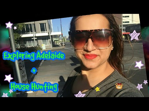 EXPLORING ADELAIDE, AUSTRALIA | 🏘 HOUSE HUNTING in ADELAIDE | INSIDE CBD ADELAIDE, AUSTRALIA