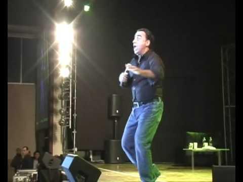 Adal Ramones en su Tour Monologos 2009. La...