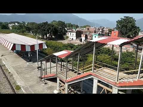 Haldwani Station view and facilities-हल्द्वानी स्टेशन का हाल व सुविधाएं