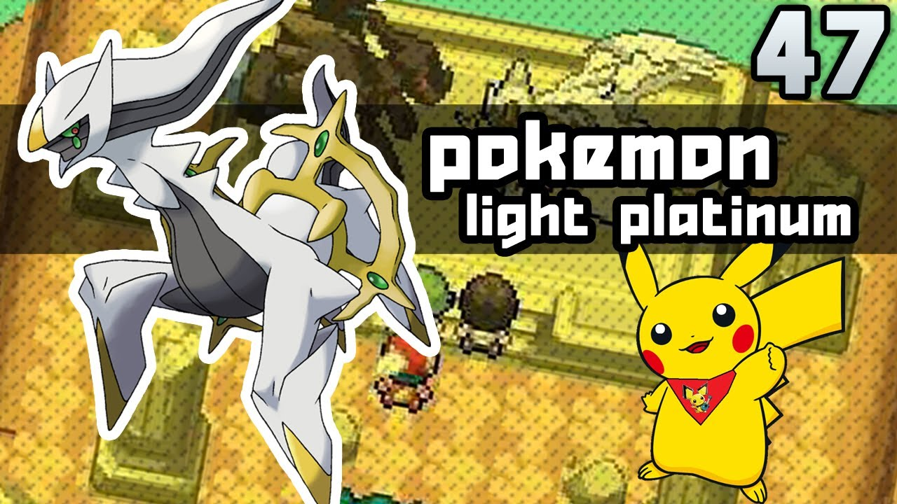 Pokemon Light Platinum Walkthrough Episode 47 World