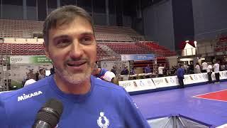 Lucchetta e Papi a Genova per il Gioca Volley S3