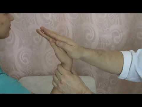 Перелом лучезапястного сустава - реабилитация