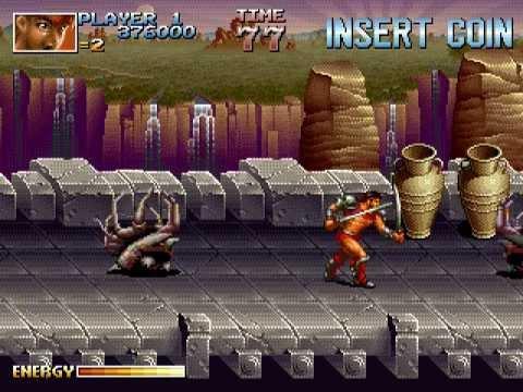 [10] Blade Master (Cross Blades!) - Roy Walkthrough 1/3