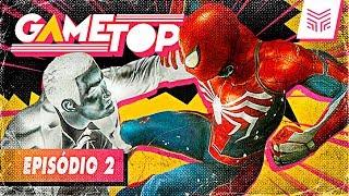 QUAL A HISTÓRIA DE HOMEM-ARANHA DE PS4? | Game Top Spider-Man #2