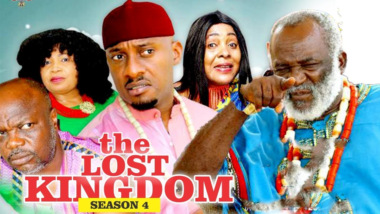 Download THE LOST KINGDOM 4 - 2018 LATEST NIGERIAN NOLLYWOOD MOVIES