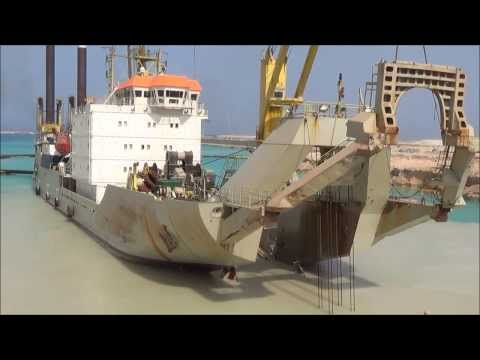 The Art of Dredging - Huta Marine