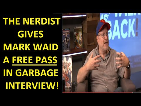Nerdist Shills Mark Waid's GoFundMe While Denying Richard C. Meyer And Antarctic Press THEIR Voice