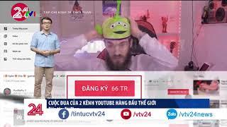 Sản xuất video mạng xã hội kiếm được 360,000 USD/ ngày | VTV24