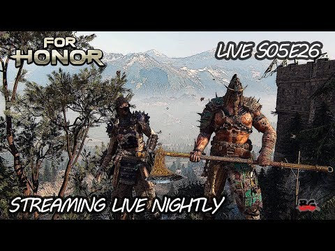 For Honor Rep 40 Orochi Gameplay Live S05E26 10/17/2017