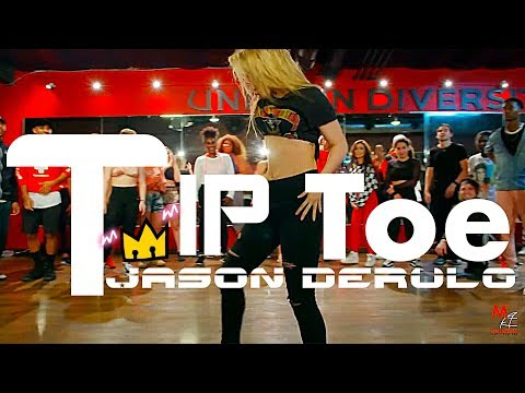 "JASON DERULO feat. FRENCH MONTANA - ""TIP TOE""  Choreography by @Thebrooklynjai"