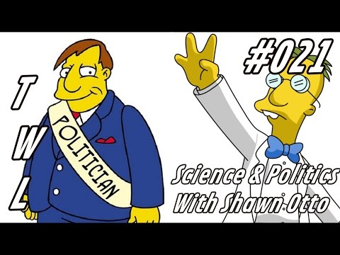 #021 - Science & Politics with Shawn Otto