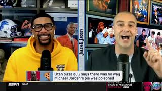 Jalen & Jacoby (May 20, 2020) - Horace Grant Rips Jordan