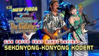 Download SEKONYONG KONYONG KODER (alm. DIDI KEMPOT) RINDI SAFIRA Feat CAK PRIYO - THE BEST COVER SONG