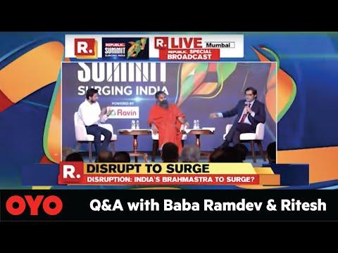 Ritesh Agarwal Success Story | Republic Summit 2018 | OYO