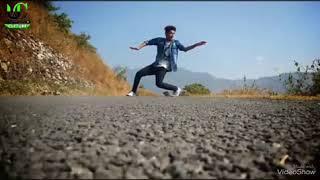 Amazing Dance By Suraj Rauthan    Garhwali Song ठंडो रे ठंडो    Uttrakhandi Culture   