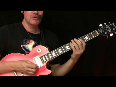 Guitar Lesson - Neo Classical Rock