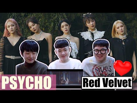 Red Velvet 레드벨벳 'Psycho' MV | Korean-Chinese Students REACTION!!!(ENG SUB)