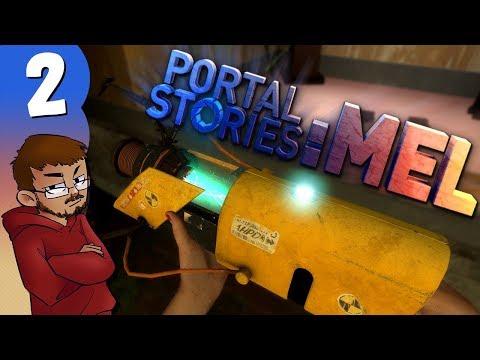 Let's Play | Portal Stories: Mel - Part 2 - Poor Planning