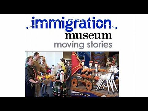 Australia Victoria Melbourne Polish Community - POLISH FESTIVAL IN IMMIGRATION MUSEUM 2004