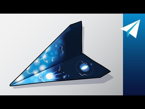 FLIES 150 FEET — How to Make an Incredible Paper Airplane That Flies Very Far   Plasma Z
