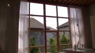オーダーカーテン施工例 建築家山路哲生先生のナチュラルで素敵なインテリア さいたま市 山路哲生 検索動画 18