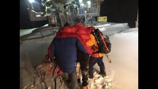 Подробности спасения альпинистов на Эльбрусе