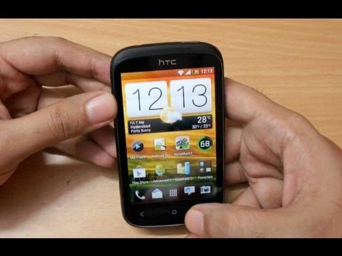 HTC Desire C phone in-depth review