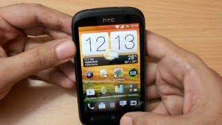 HTC Desire C phone in-depth review
