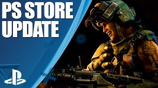 PlayStation Store Highlights - 10th October 2018