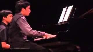Flugelhorn Treat by R. Santos - Klyde Ledamo, piano and Gerard Cantos, Trumpet