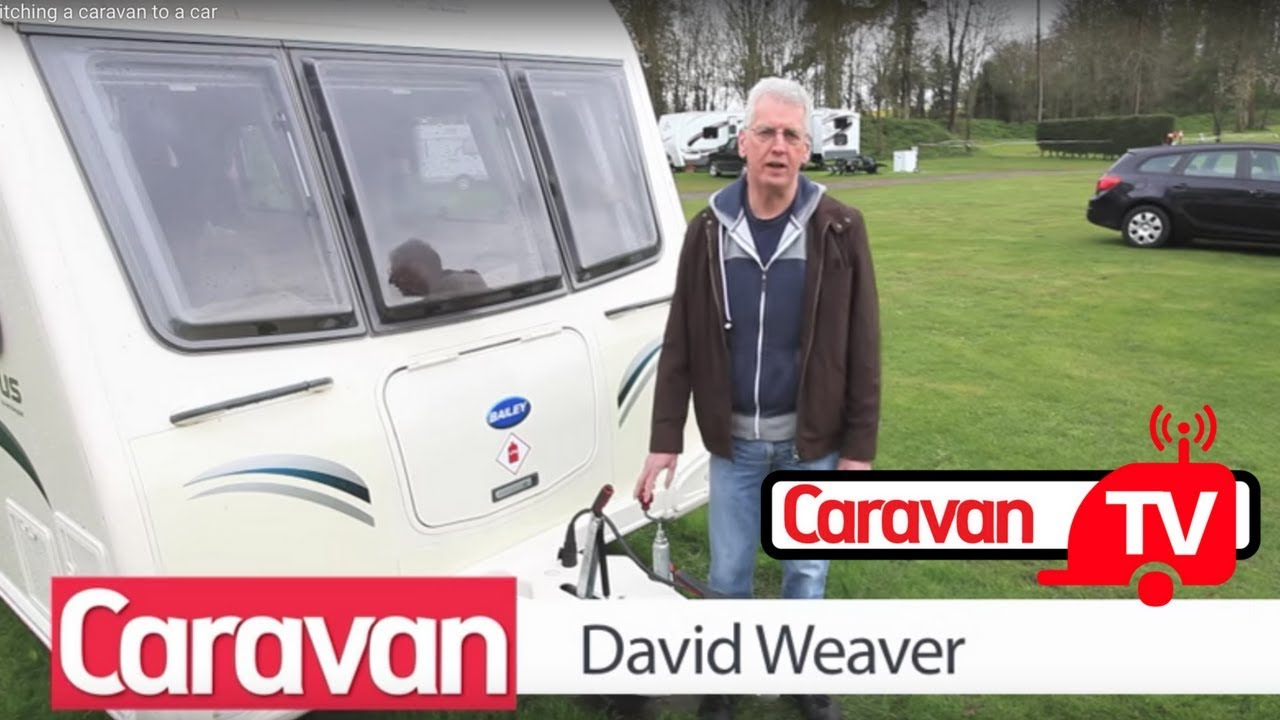 Hitching A Caravan To Car Youtube Hobby Wiring Diagram