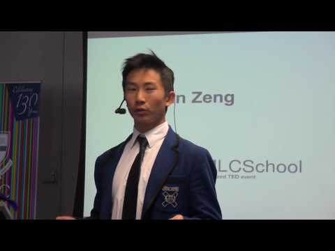 What If? | Hortin Zeng | TEDxMLCSchool