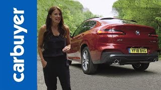 BMW X4 SUV 2019 in-depth review - Carbuyer