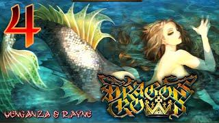 Dragon's Crown gameplay español # 4 el castillo del horror y la sirena perdida