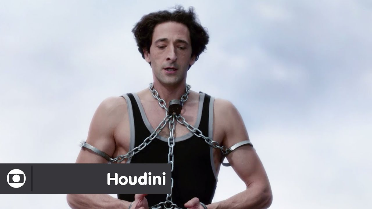 Houdini: em janeiro, os segredos do maior mágico de todos os tempos