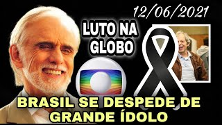 LUTO! MORRE ATOR QUERIDO QUE FEZ GRANDES TRABALHOS NA TV BRASILEIRA