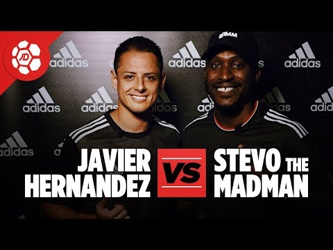 Javier Hernandez Vs Stevo The Madman - Interview with West Ham and Mexico's Chicharito