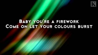 Jenny Lane - Firework (cover) [HD Lyrics]