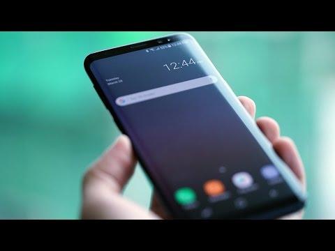 Samsung Galaxy S8 - Полный обзор | Распаковка, Звук, Экран и Производительность