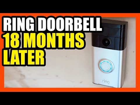 Ring Doorbell Review- 18 Month Follow Up