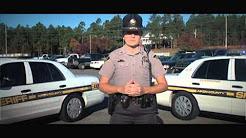 Midland Valley High School Aiken County Sheriff's Car Break Ins PSA