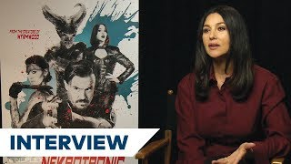 What Attracted Monica Bellucci To Her Role In Nekrotronic? | TIFF 2018