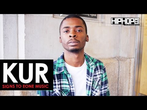 Kur Signs His Record Deal with eOne Music (HHS1987 Exclusive)